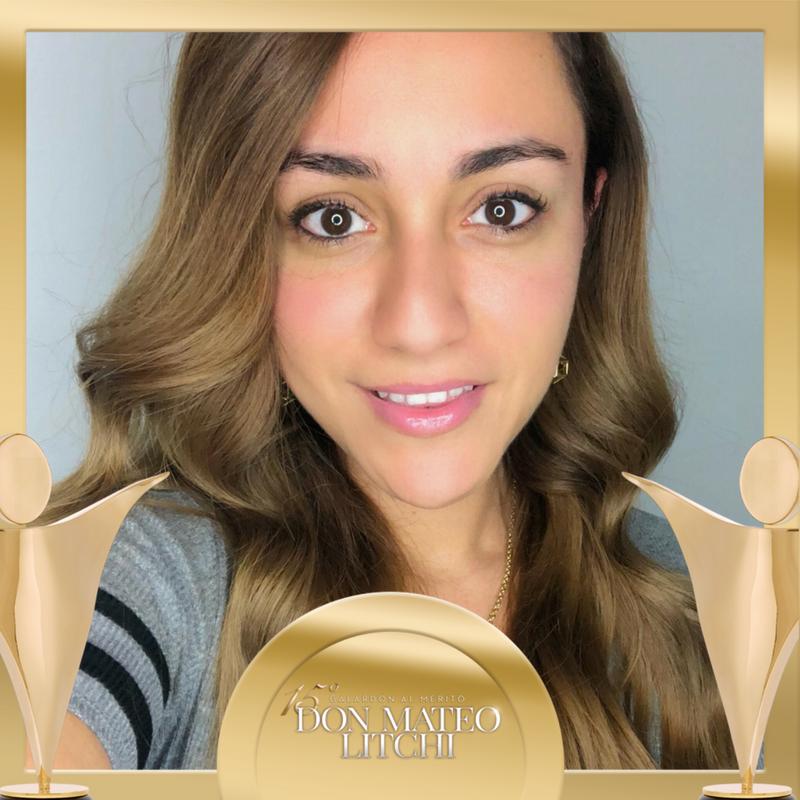 Karime García Sarquis - Don Mateo Litchi / International Award Winner