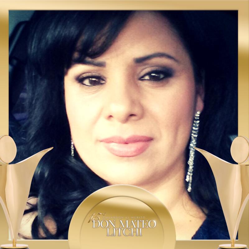Martha Elena Cruz - Don Mateo Litchi Award / International Nominee