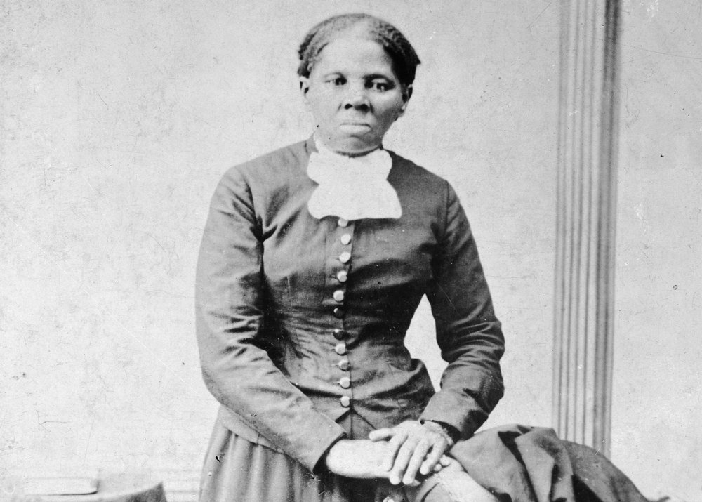 Harriet Tubman - Harriet Tubman was the conductor to freedom known for utilizing the Underground Railroad to help over 300 people, none of which she lost, to freedom. She is an iconic woman not only in her success to lead people to liberation, but she is also considered to be the first African American Woman to serve in the military.