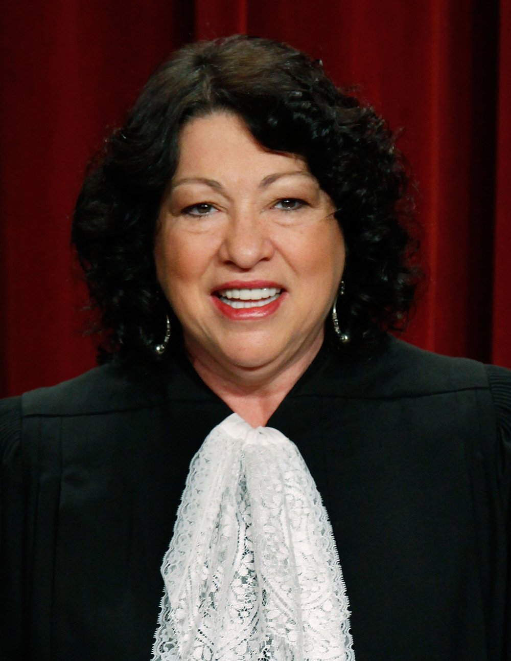 Sonia Sotomayor - Sonia Sotomayor became the first Supreme Court Justice in U.S history in 2009. She attended Ivy league schools Princeton and Yale.