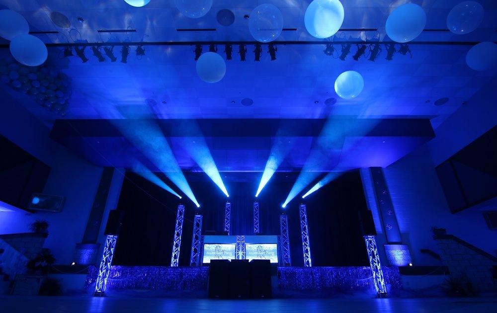 Prom DJ, Allen East Prom 2014.JPG