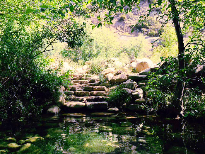 Ecotopia Hot Springs - Ojai, CA