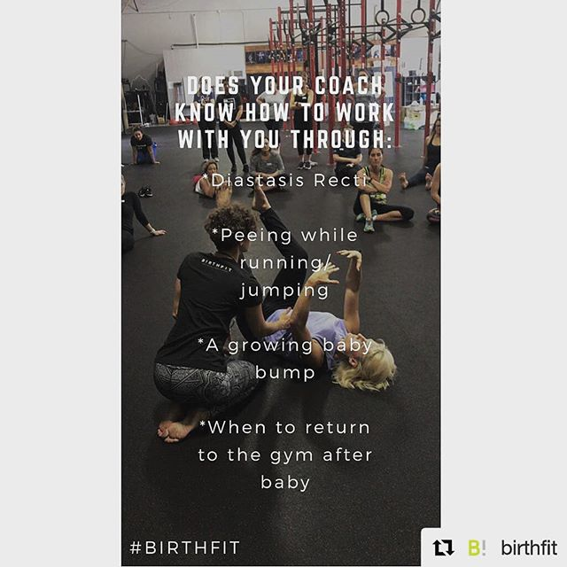 "Check out our upcoming BIRTHFIT coach seminars. There are limited spots, and you dont want to miss the opportunity to increase the your gym's standard on pregnant and post partum training!  Link in Bio💚 #Repost @birthfit (@get_repost) ・・・ We intentionally prepare and practice mind, body, and soul for this magnificent motherhood transition.  # If you are a coach, personal trainer, gym owner, someone in the fitness/movement world and says to yourself, ""I'm good. I've trained a pregnant woman before."" Then, what you are basically saying is, ""I'm ok with being a mediocre coach, and I choose not to fully support the women that come through my door."" # We hope to see you at the next BIRTHFIT Coach Seminar. All humans are welcome, especially those that choose to make this world a better place. 💚 #birthfit #fitness #nutrition #mindset #connection #unitedinlove #movementislife"