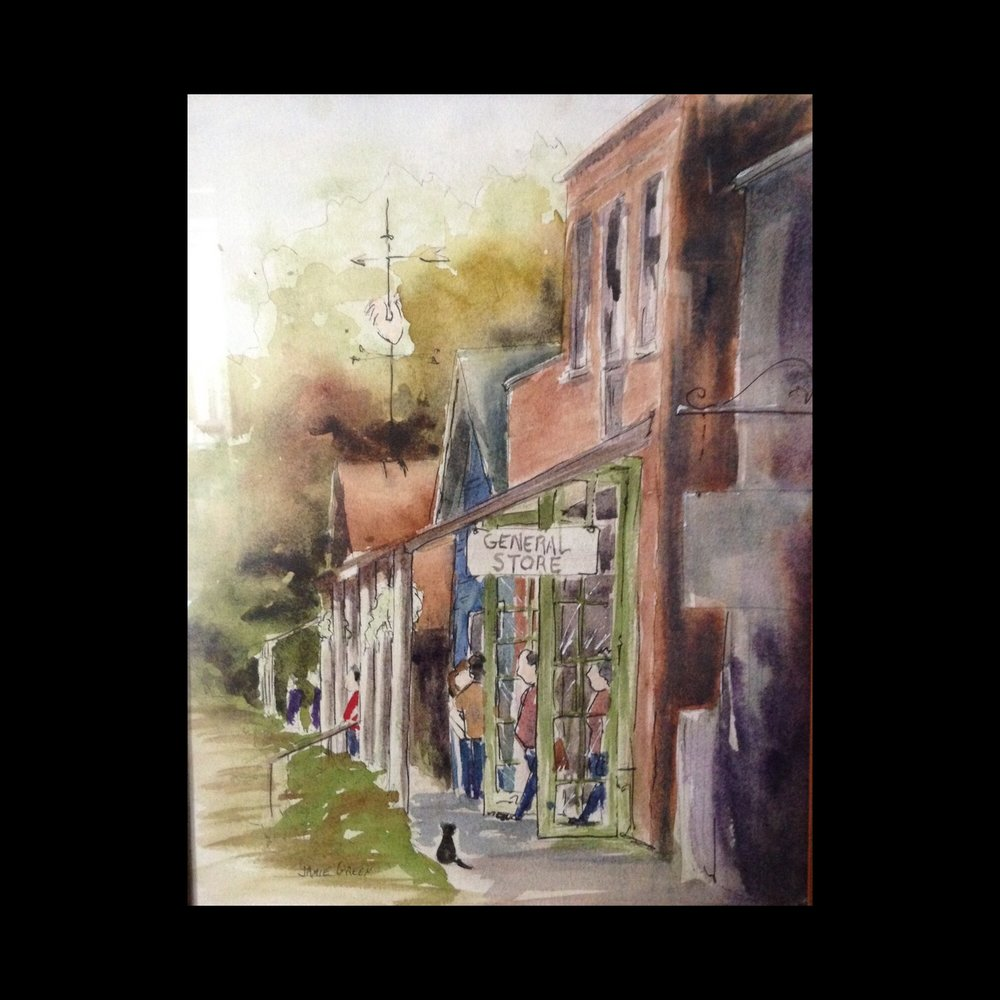 Jamie Green | Painting
