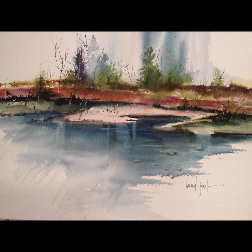 LarrySiwek | Painting