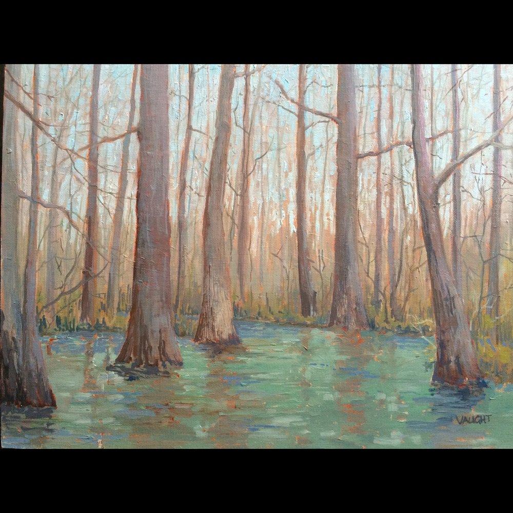 Tim Vaught | Painting