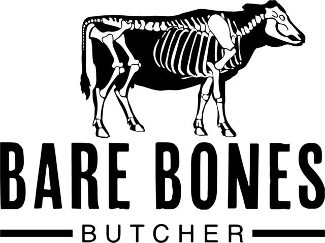 Bare Bones Butcher Logo