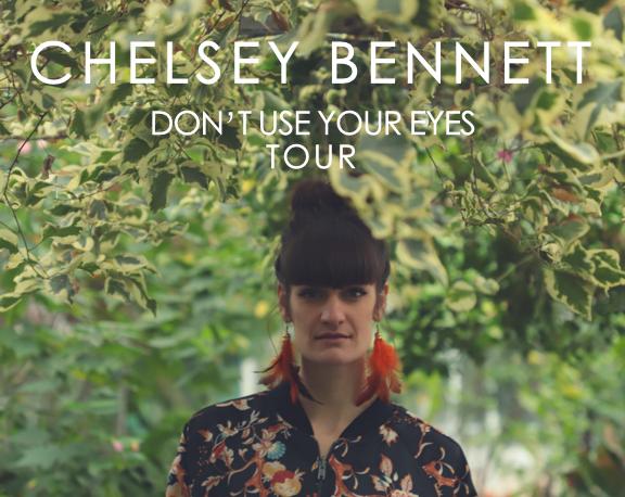 Don'tuseyoureyes Tour poster