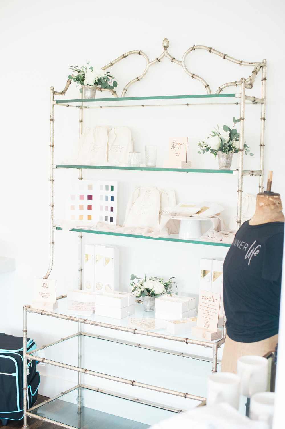 Planner Pop up Shop