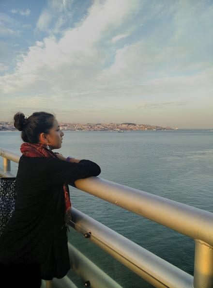 Lisbon, Portugal. Photo credit to Serena Vandenberg
