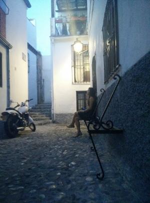 Granada, Spain. Photo credit to Serena Vandenberg