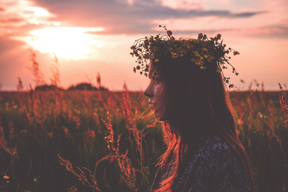 3 Ways To Bask In The Power Of The Sun This Midsummer // Witchcraft // Magic // The Traveling Witch