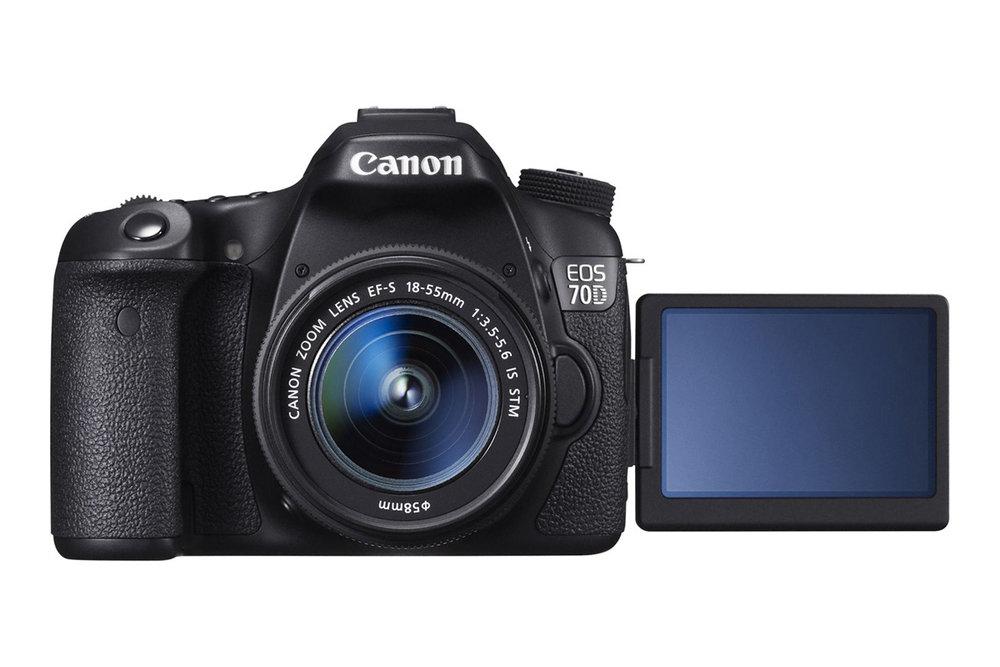 Cameras & DSLRs