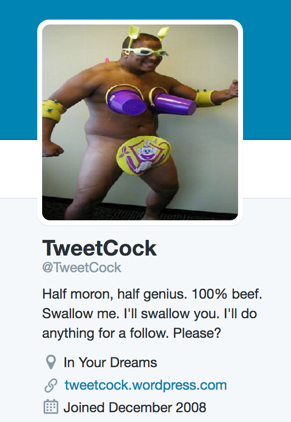 Hmmm...should I follow? No.