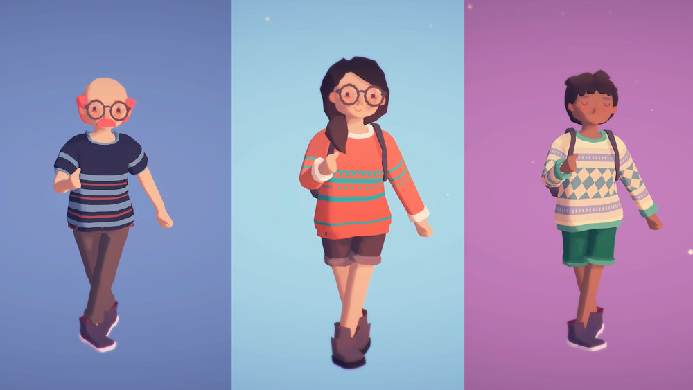 I love the dancing in Ooblets, so of course I wanted to show as much as possible