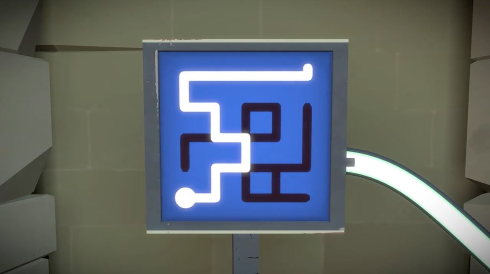 Just like in The Witness' puzzles, start simple, and gradually reveal the depth.
