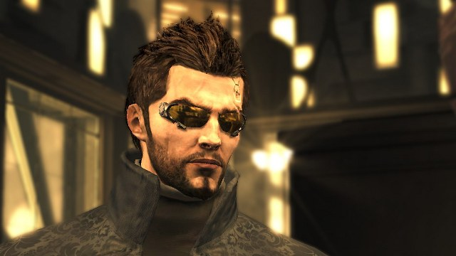The launch trailer probably could've just been Jensen playing with his skull sunglasses ^_^