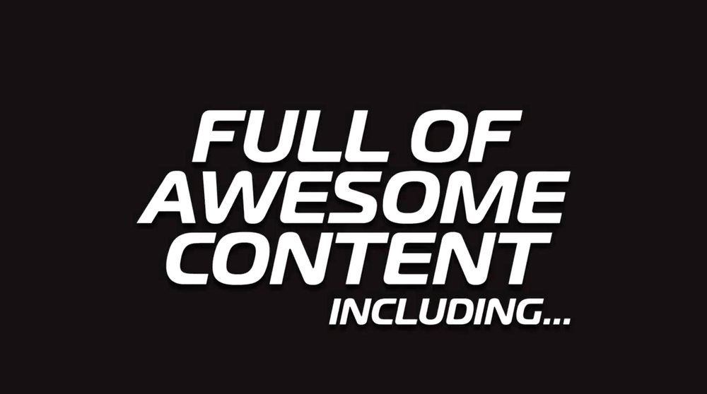 """First of all: If you use the word """"content"""", you're already using the most generic and meaningless words possible to describe your game."""