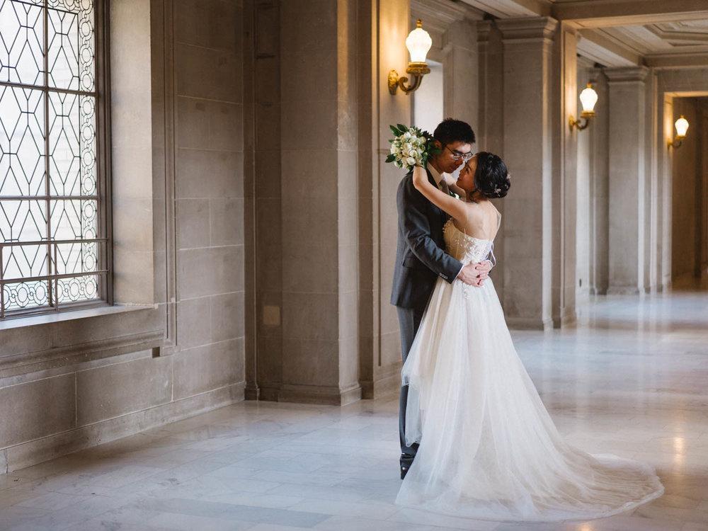 San Francisco Wedding Photographer - City Hall - Pinnel Photography-03067.jpg