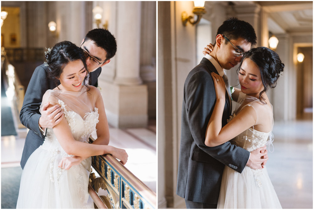 San Francisco Wedding Photographer - City Hall-4.jpg