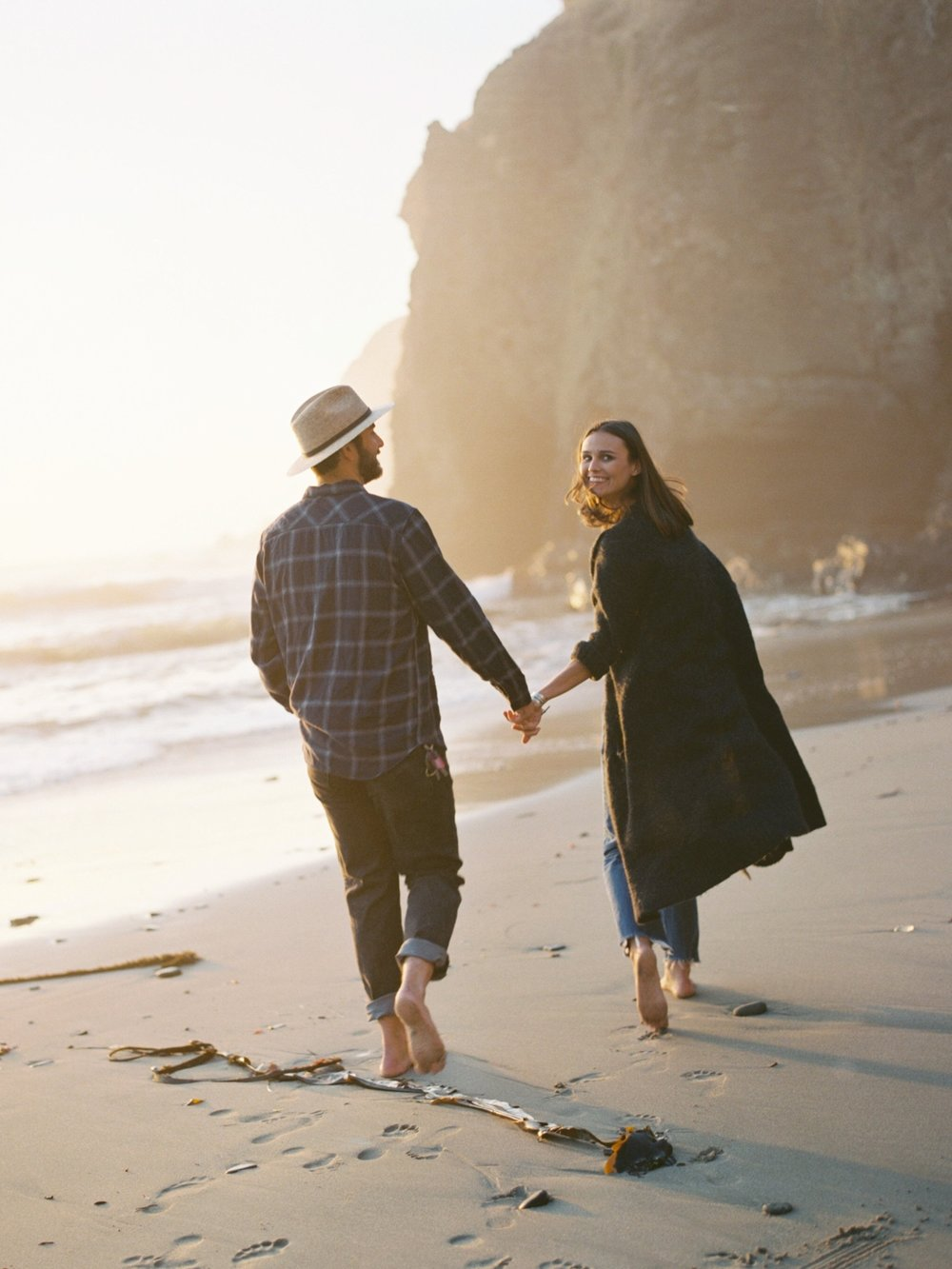 AN ADVENTUROUS ENGAGEMENT SESSION IN NORTHERN CALIFORNIA