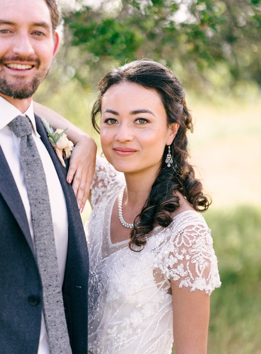INTIMATE WEDDING AT A PRIVATE ESTATE IN OJAI