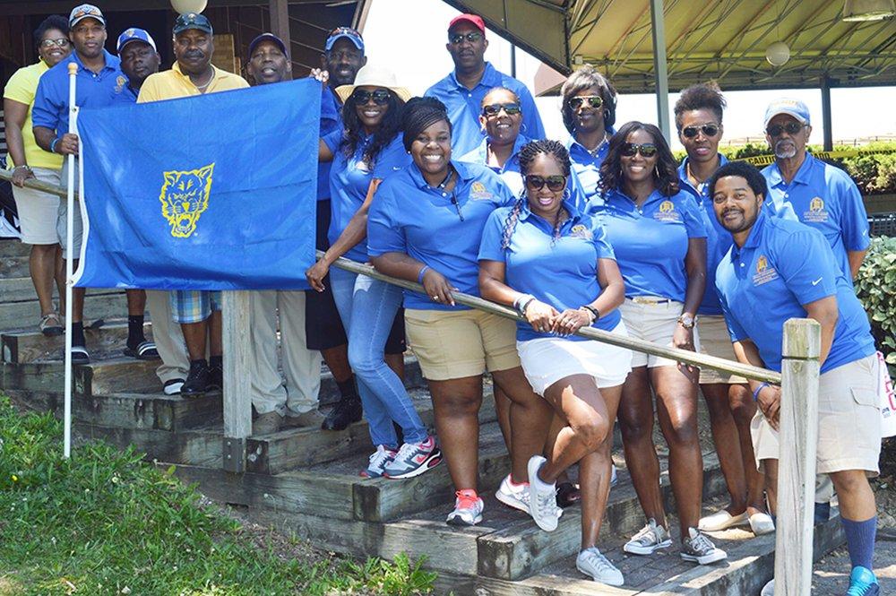 FVSUNAA Washington DC Alumni Chapter Golf Tourney