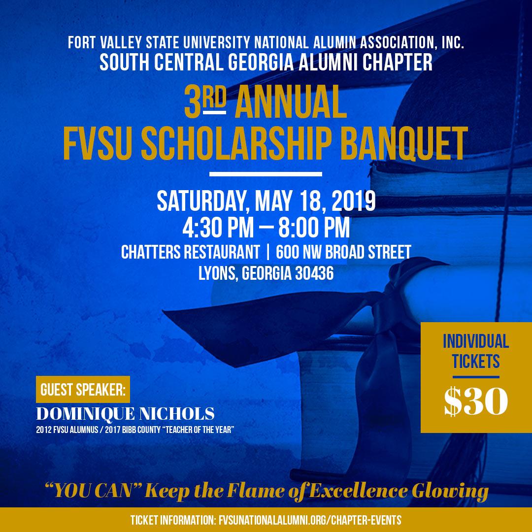 Calendar — Fort Valley State University National Alumni