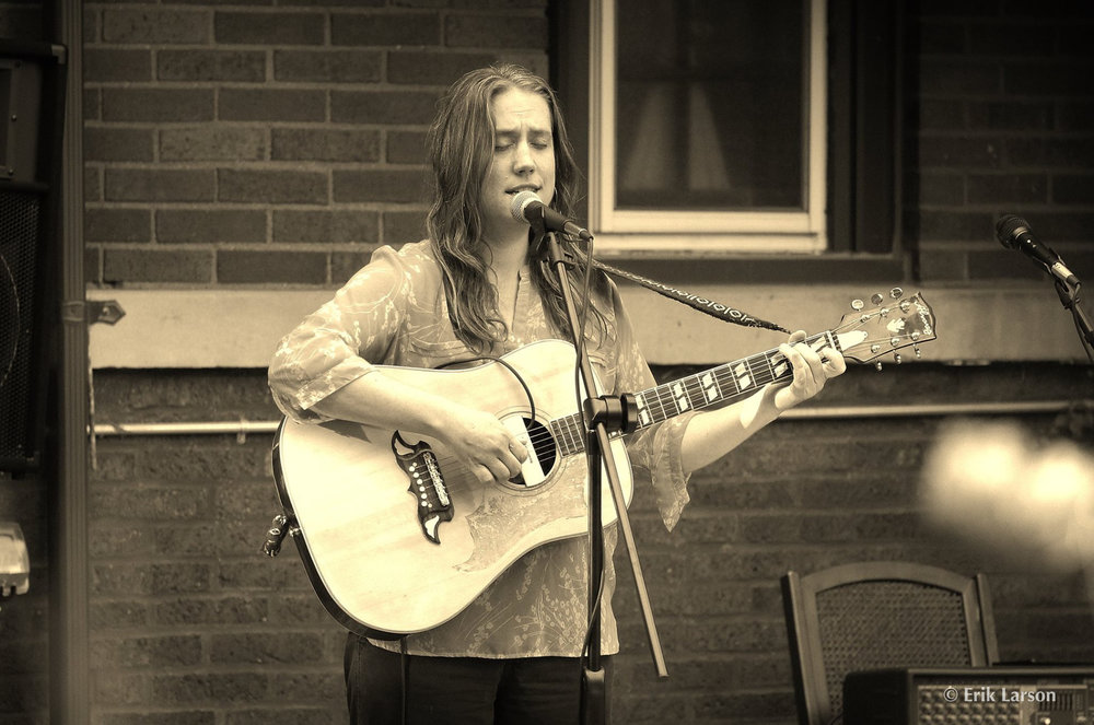 2016 Jennifer Levenhagen, Acoustics in the Sun at Squalid Manor, photo by Erik Larson (e).jpg