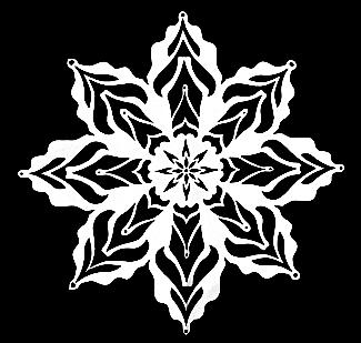SNOWFLAKES — Jennifer Levenhagen