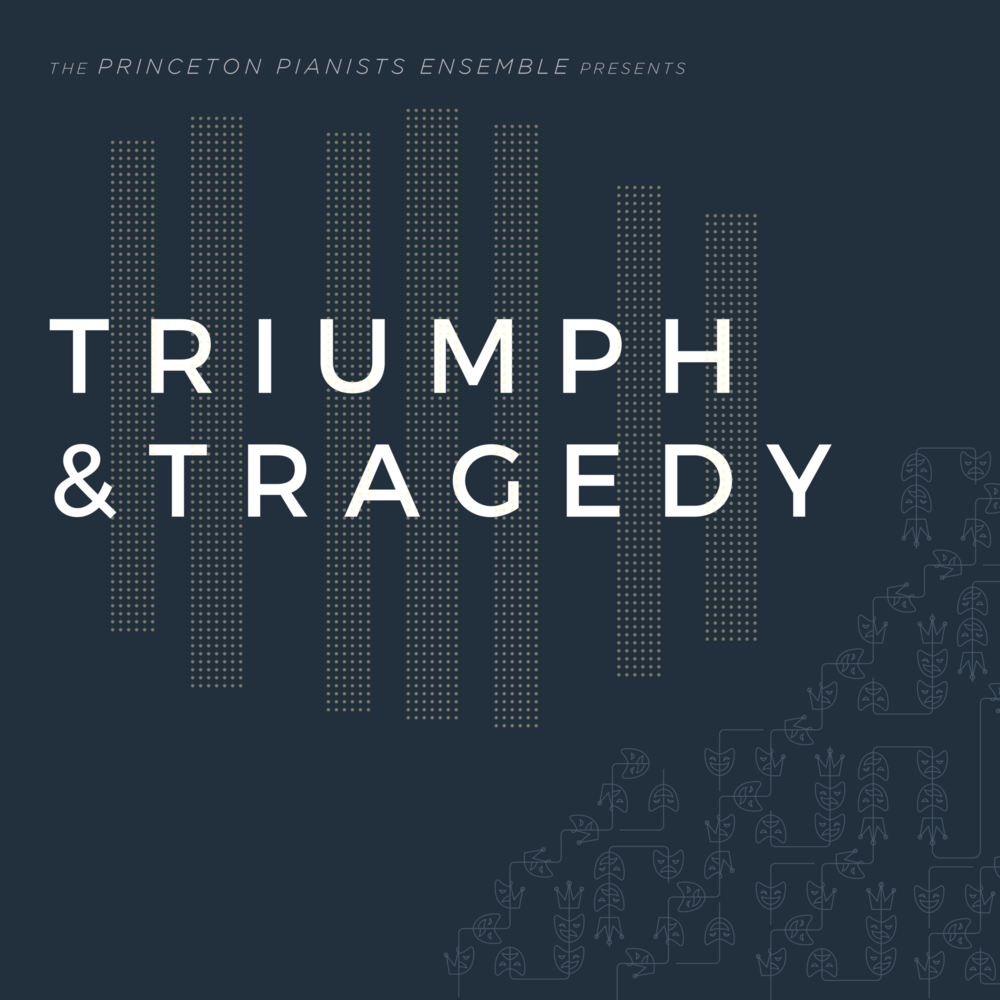 In the Fall of 2016, PPE held three sold-out concerts in Woolworth's McAlpin Hall in Princeton, NJ. Our program centered on the theme of Triumph and Tragedy.