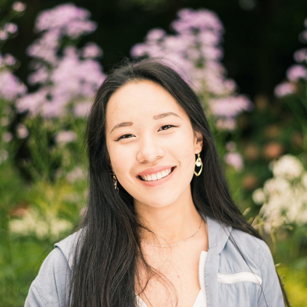Catherine Yu '21   Publicist Emeritus
