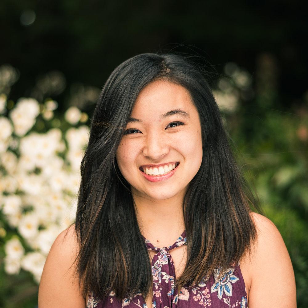 Amanda Cheng '20   Historian