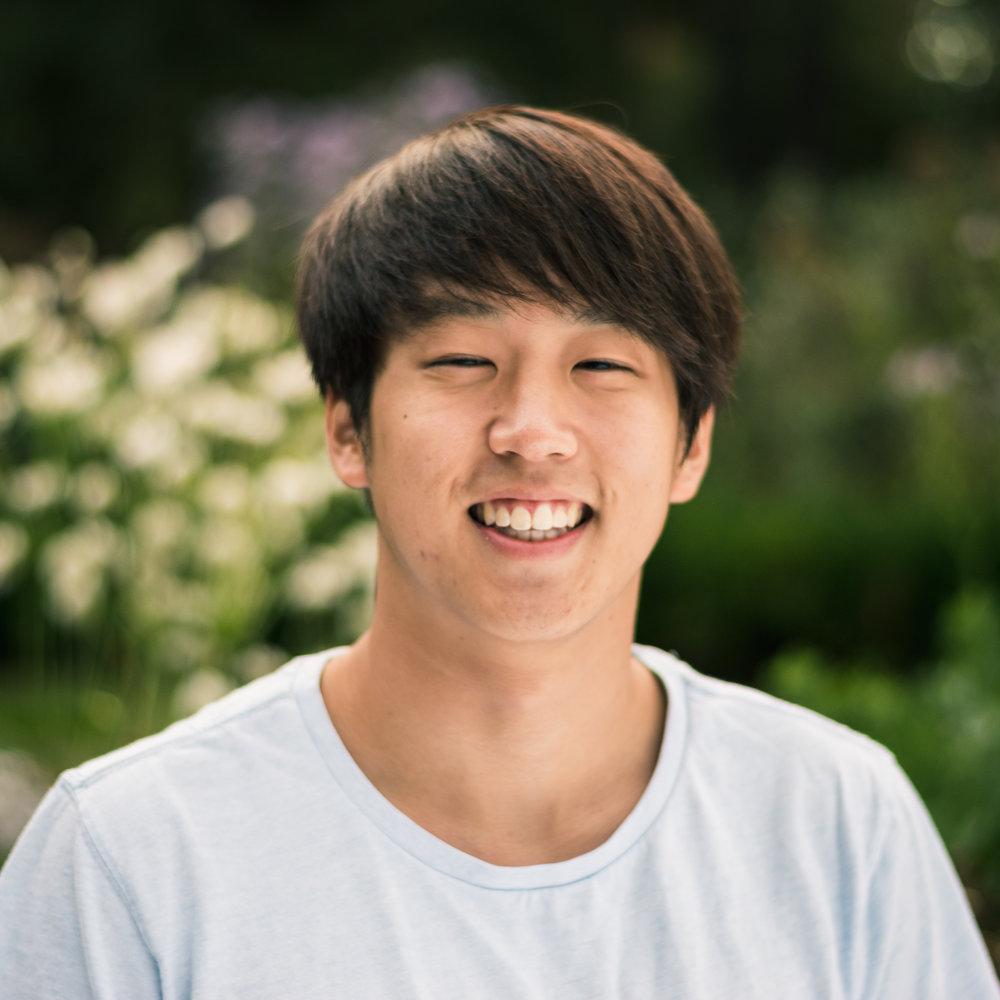 Jaewon Kim '18   Treasurer Emeritus