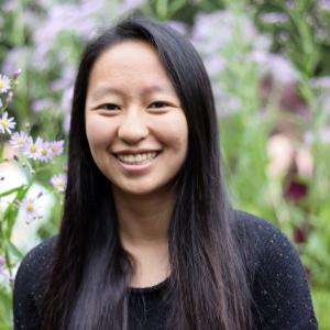 Alicia Wang '19   Music Director Emeritus