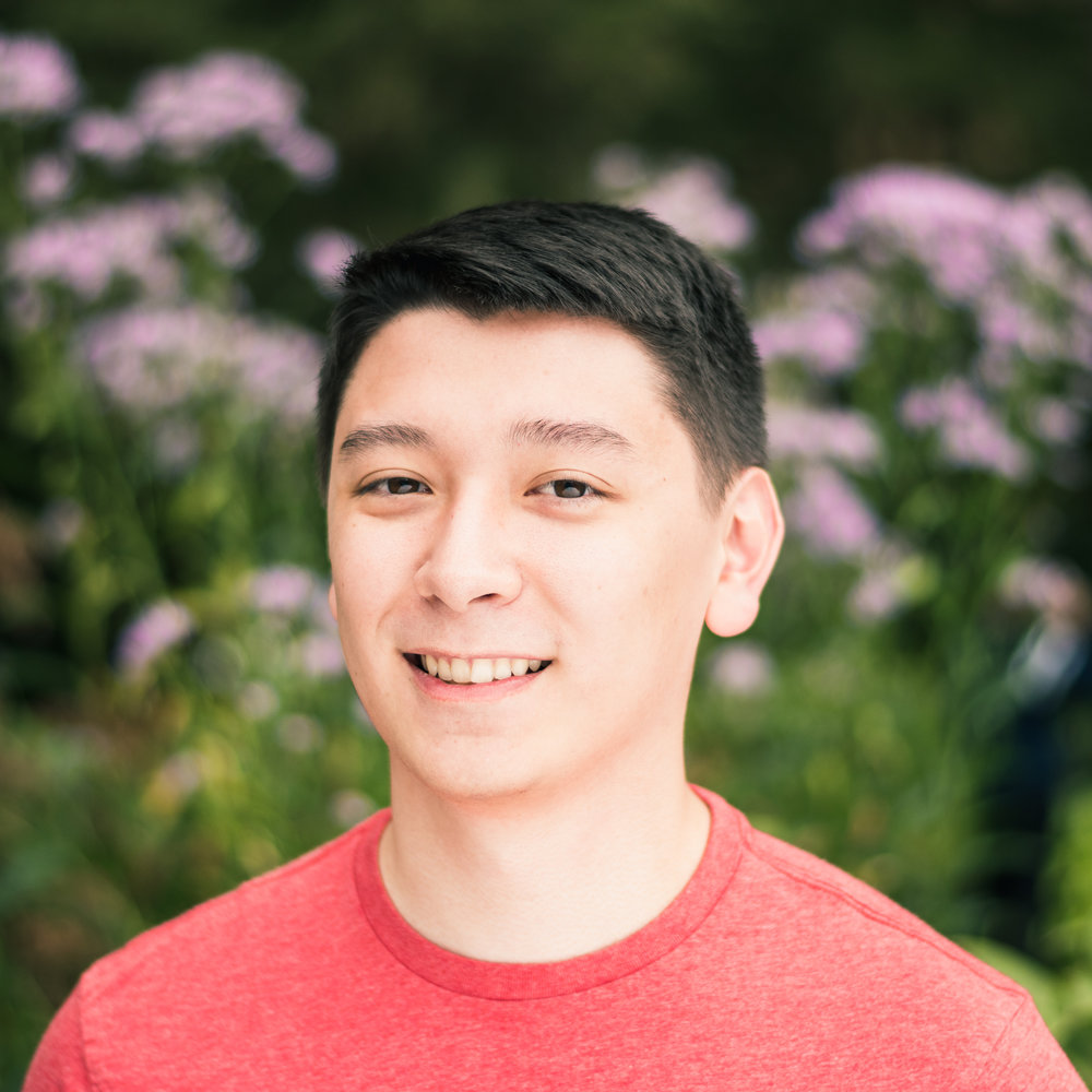 Matthew Wang '19   Webmaster Emeritus
