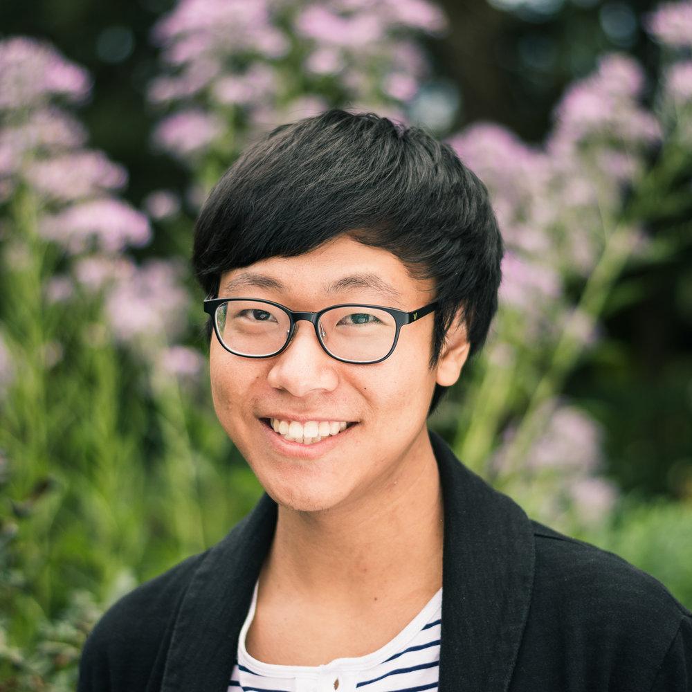 Phillip Yoon '20   Historian E  meritus