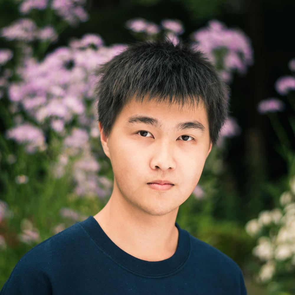 Eddie Zhang '19   Music Director Emeritus