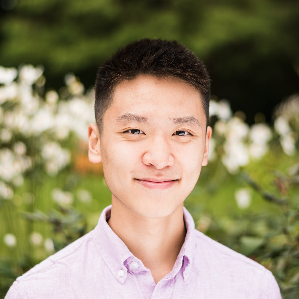 Kevin Zhang '19   President Emeritus