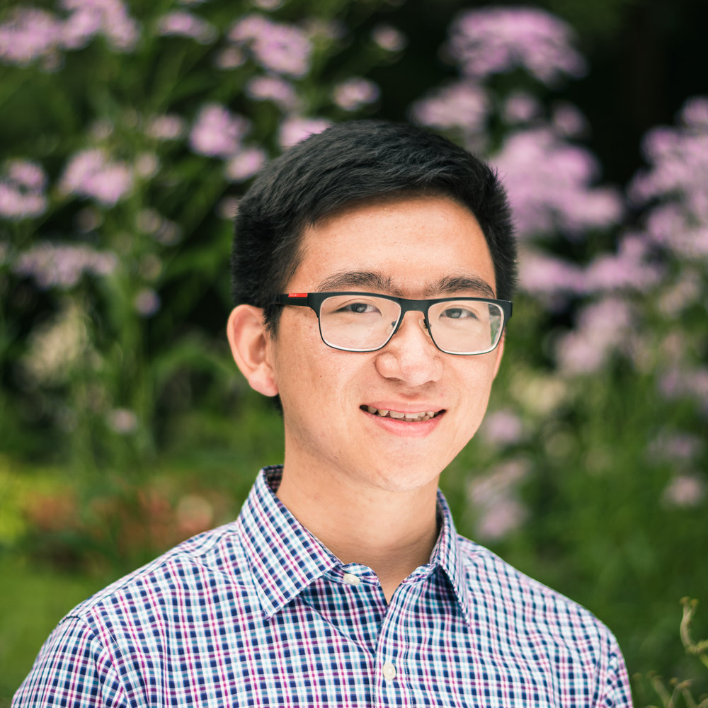 Bryan Zhu '19   Vice President Emeritus