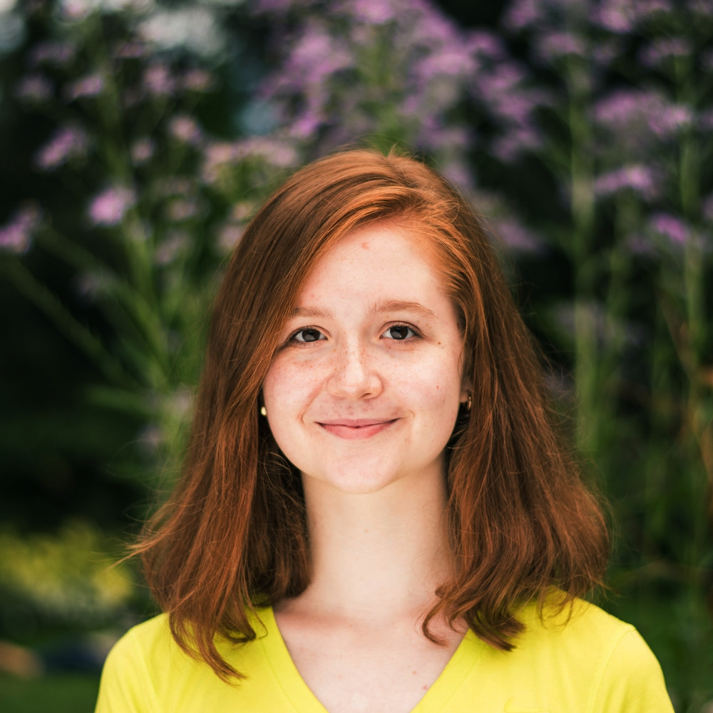 Alexandra Rice '21   Music Director
