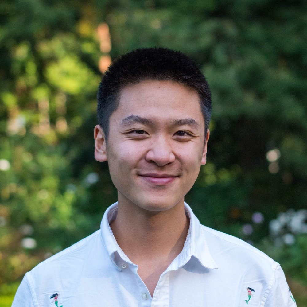 Matt Wang '19    Matthew is from a Sophomore from Glen Rock, NJ, but he currently lives in Yardley, PA. He is majoring in music and getting a certificate in Applications of Computing. Apart from playing piano, he also likes to compose and make strange sounds with computers.