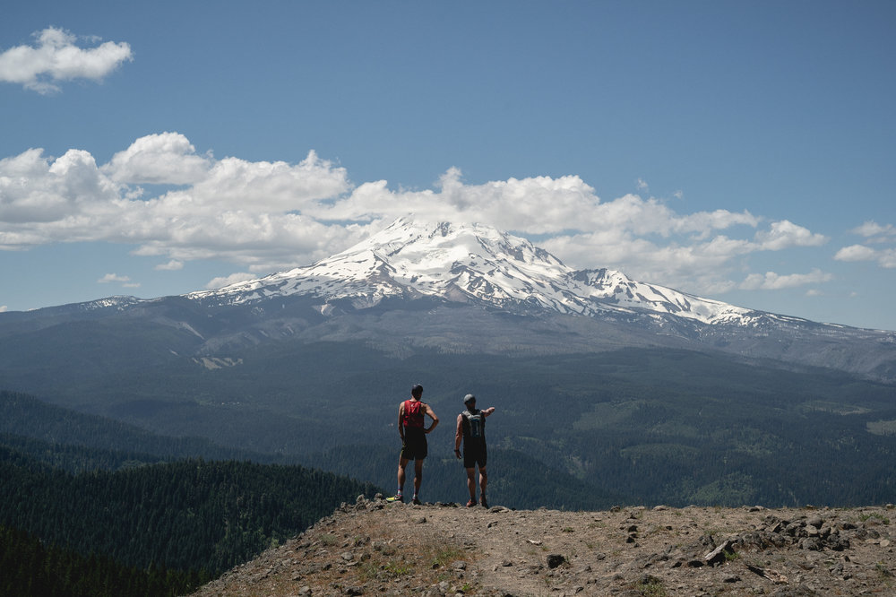 Wy'east howl 50K - Point-to-point ridge trails onto Mt. Hood!July 27, 2019
