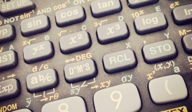 Math (grades 8-12)