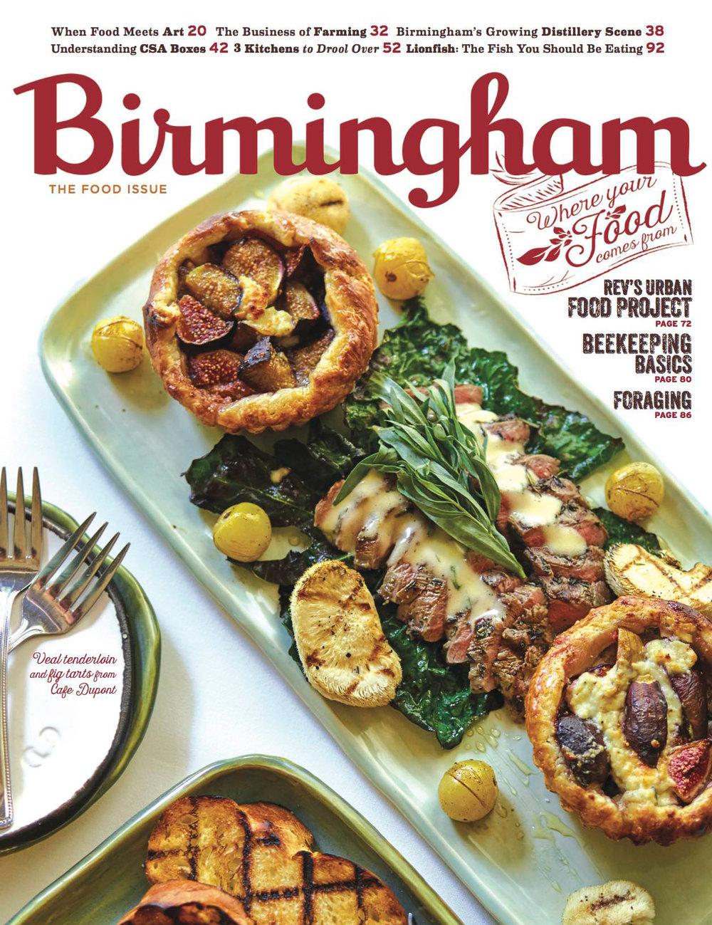 birmingham magazine - october 2016