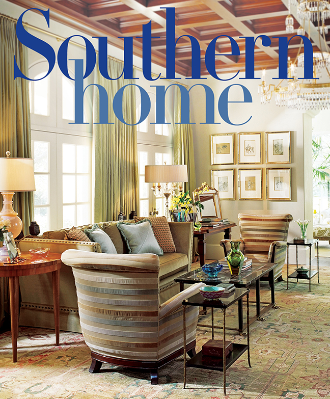 southern home - premiere issue