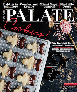 the local palate - december 2016