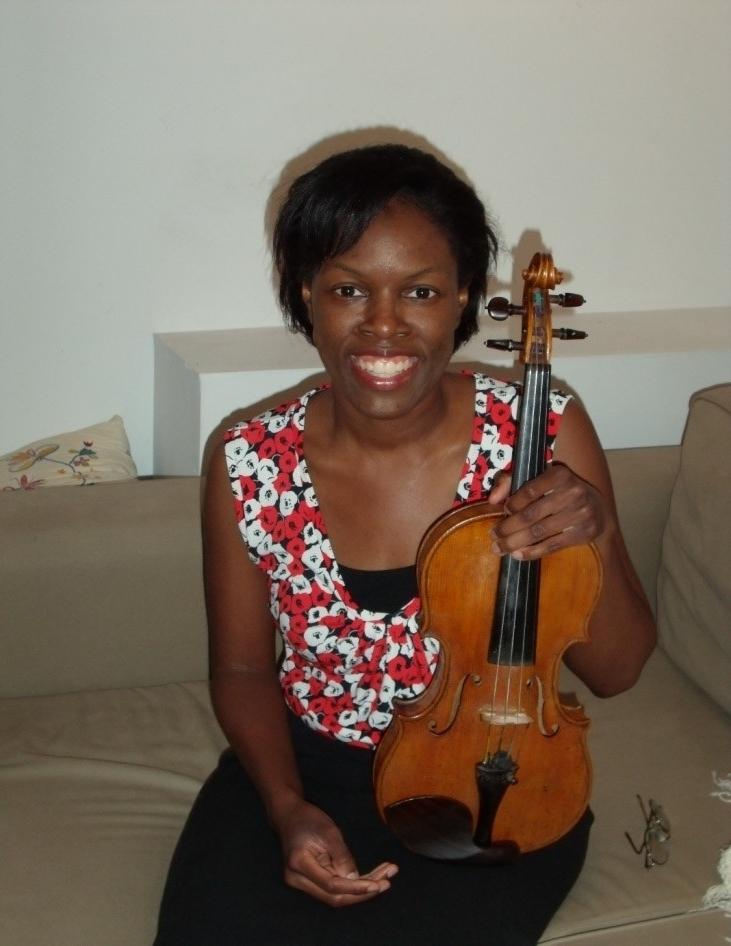 Somer Taylor, violin
