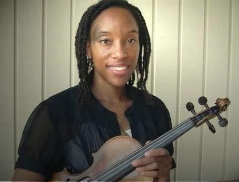 Lovancy Ingram, violin