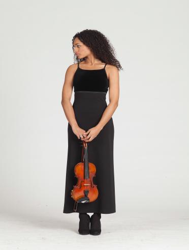 Vaughan Octavia, violin